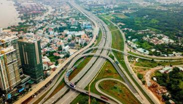 Triển khai hàng loạt dự án hạ tầng cho thành phố Thủ Đức
